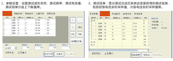 CIM-3210VA多功能互感器伏安特性测试