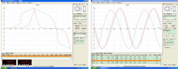MATS-3000SS软磁材料交直流叠加必威体育首页装置曲线图